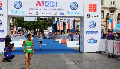 Pavlišta je českým mistrem v maratonu za 2:17:51