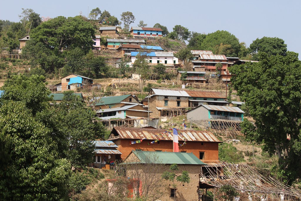 Families in Quake-Hit Nepal Desperate to Get on With Their