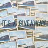 To celebrate reaching 400 followers (thanks, guys!), I'm hosting a little giveaway! 4 winners will be selected to receive a 4 pack of cards! Your choice or you can let me pick for you. All you have to do is follow my feed if you're not already, like this