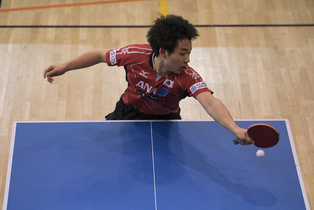 Day 2 - 2016 ITTF Spanish Junior & Cadet Open
