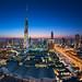 Downtown Dubai by DanielKHC