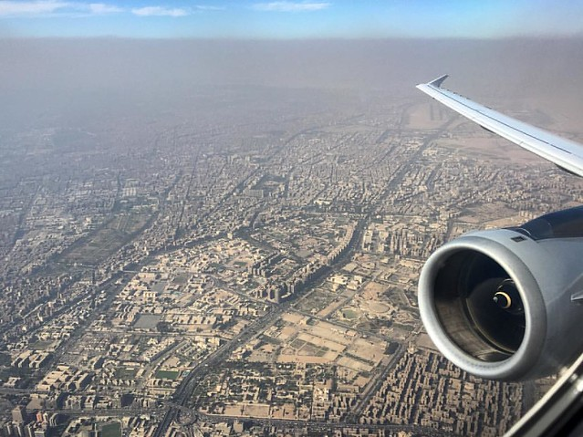 I flew over Cairo yesterday... Rest in peace #MS804
