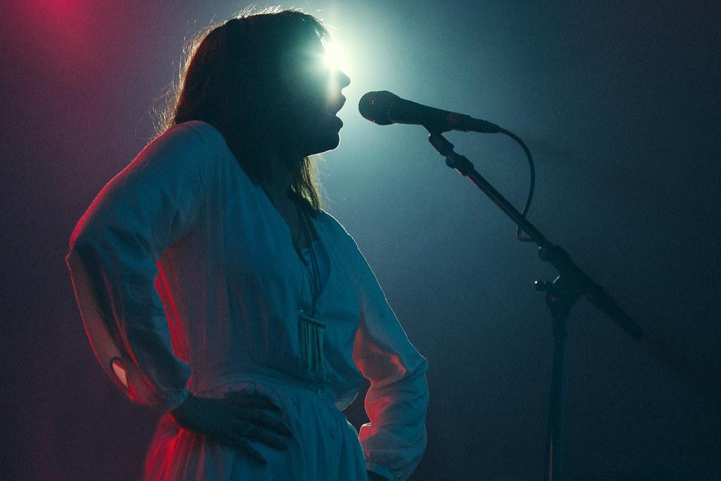Susanne Sundfør, Slottsfjell 2016