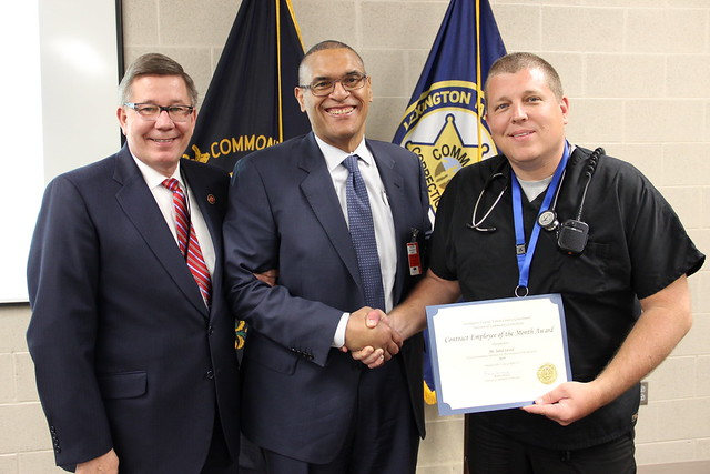Lexington-Fayette County Detention Center goes above and beyond for patient safety