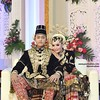 Paes ageng kanigaran. Indonesian Javanese wedding dress. Just a simple pose for @desivika and @ridwanfa88 :cupid:. Wedding day at Yogyakarta. Wedding photo by @Poetrafoto :camera:   Visit our web http://wedding.poetrafoto.com and our FB page http://fb.com