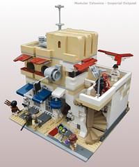 Modular Tatooine - full
