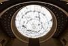 AU Pleanary Hall - Domed Ceiling