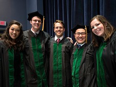 Medical School Commencement Ceremony, Class of 2015, Boonshoft School of Medicine, Dayton, Ohio