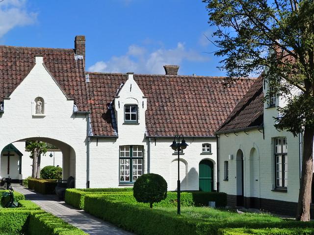 Casas de Dios (Brujas, Flandes)