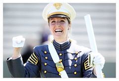 Olivia Schretzman West Point graduation