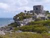 Templo del Dios del Viento, Tulum Ruins