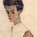 Egon Schiele by doblecachanilla