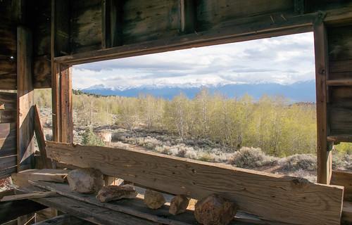 View from Chemung Mine