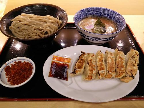 Kara Tsukemen to Gyoza