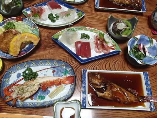 西伊豆観光 漁師料理 - naniyuutorimannen - 您说什么!