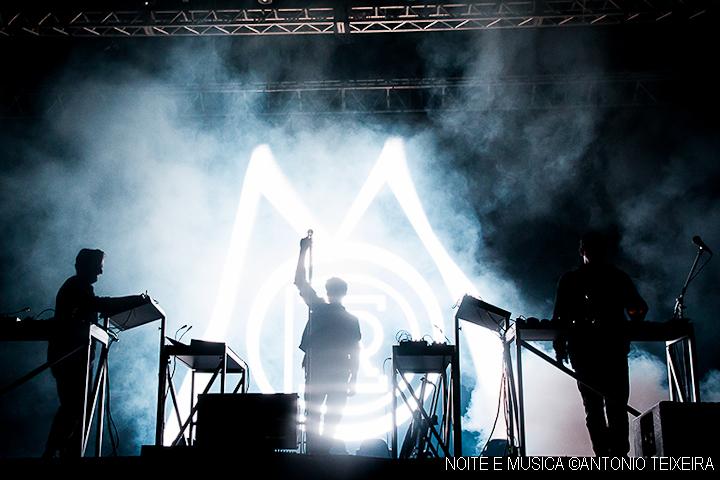 Moderat - NOS Primavera Sound '16
