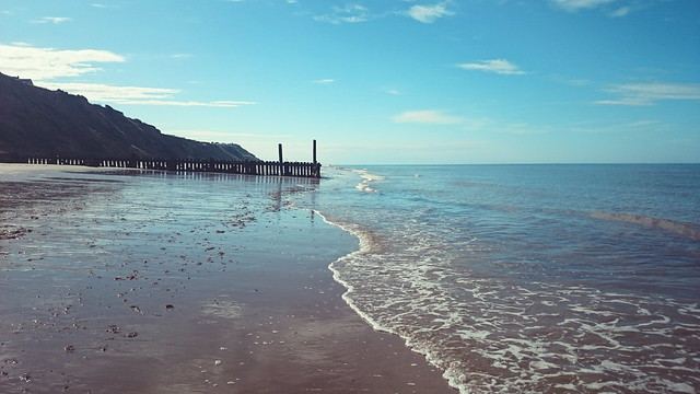 Long weekend in Mundesley