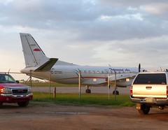 C-GTWK Saab 340 Saskatoon