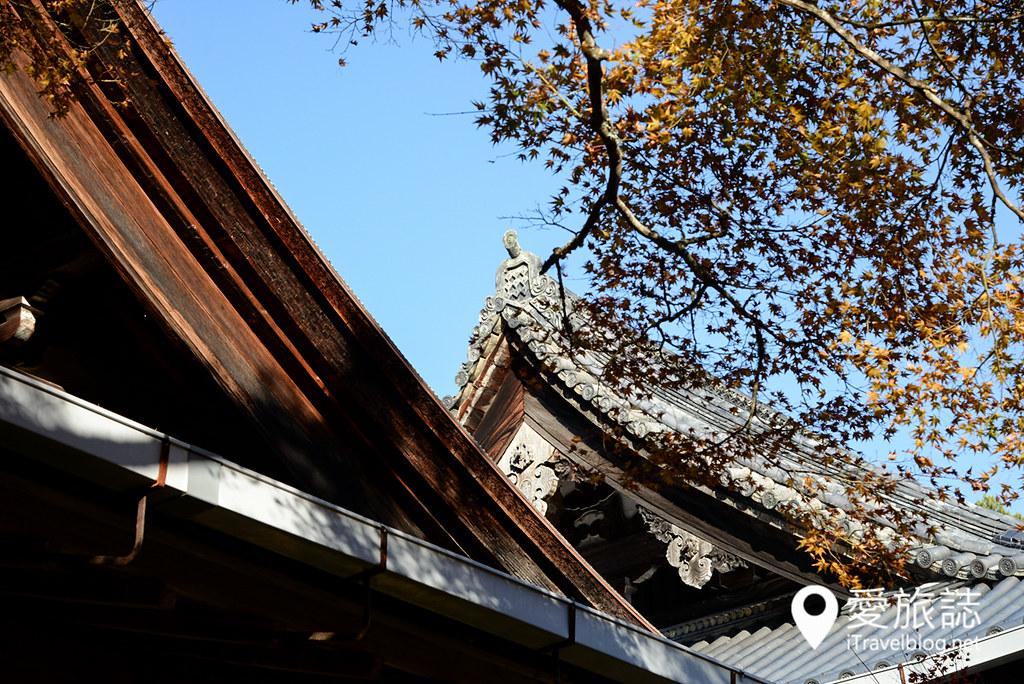 京都赏枫景点 高雄西明寺 17
