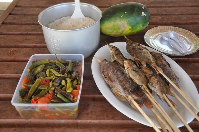 Ilocano Lunch