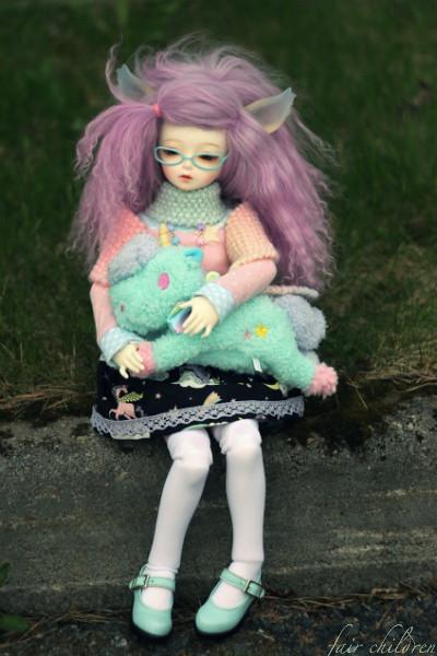 Fairy girl fox 2