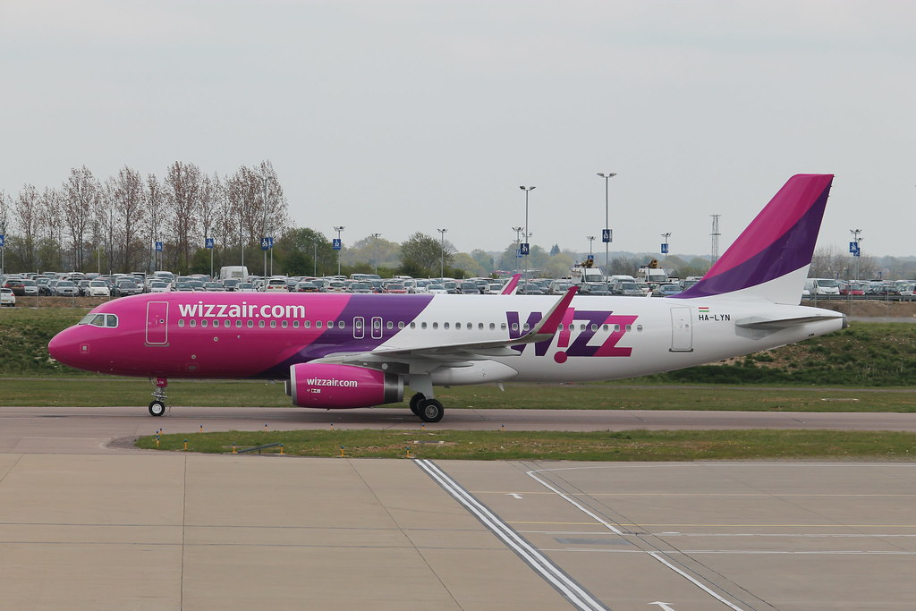 HA-LYN - A320 - Wizz Air