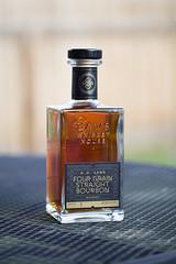 A. D. Laws Four Grain Straight Bourbon