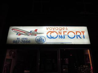 Voyages Confort