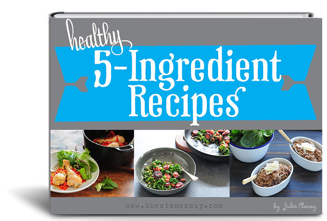 Healthy 5-ingredient Recipes 3D cover