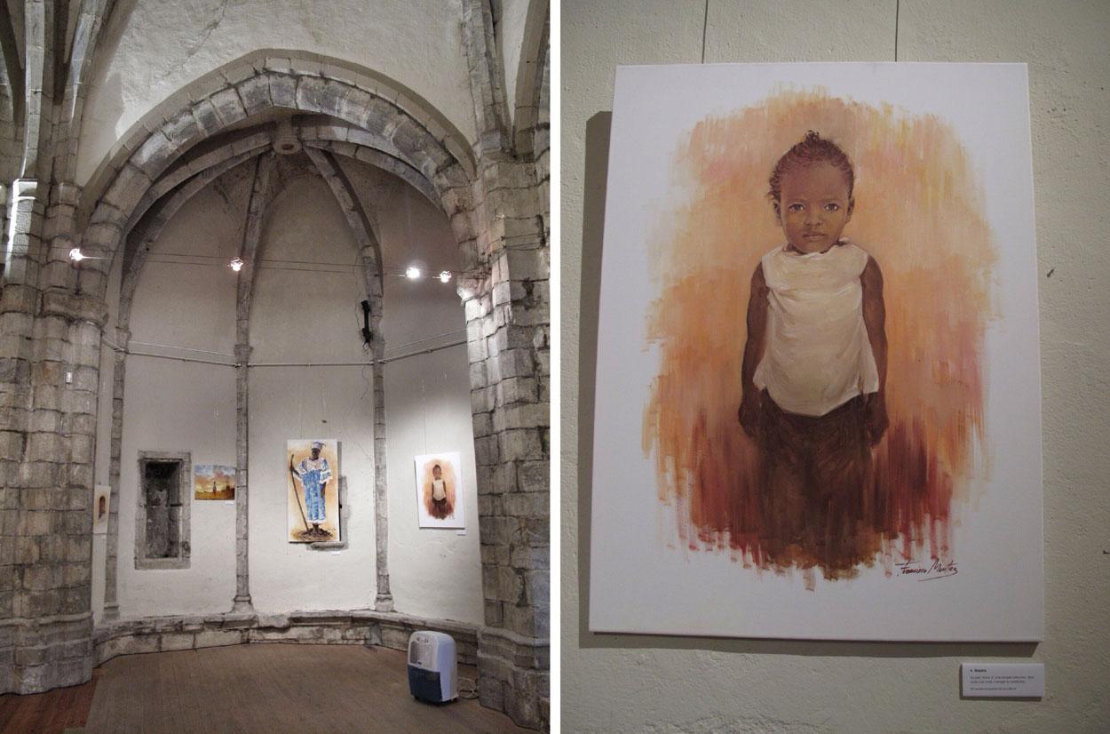 Iglesia de Sant Joan d'Arties (Val d'Aran)_exposiciones