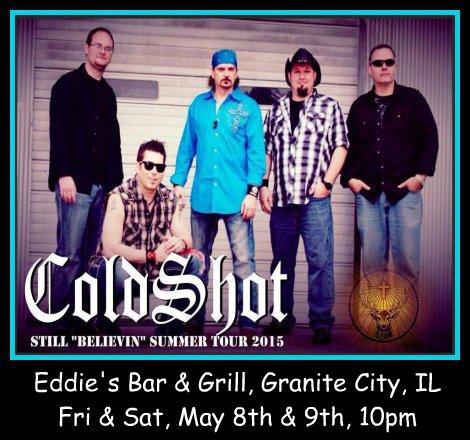 ColdShot Summer 5-8, 5-9-15