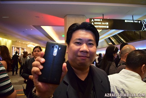 LG G4 launched in the Philippines