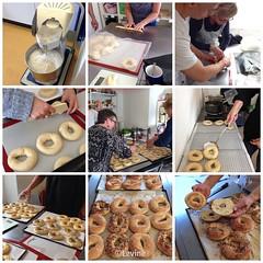 Workshop 'Bagels' - Breads of Sinclair