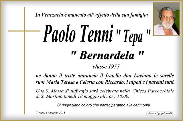 Tenni Paolo