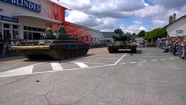 AMX-30 at Saumur 2015