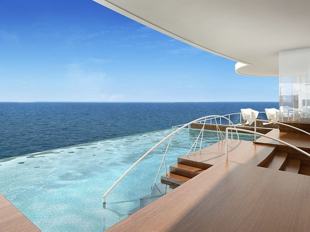 First look: The swanky spa planned for 'most luxurious ship ever'