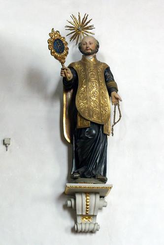 St. Ägidius, Wolfmannshausen, St. Ignatius von Loyola