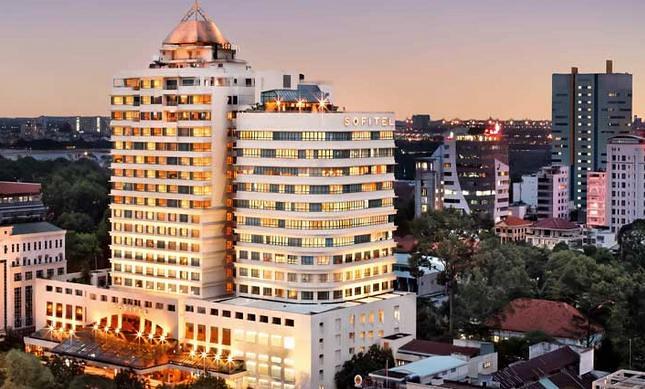 Luxurious Sofitel Saigon Plaza in Ho Chi Minh, Vietnam - Alvinology