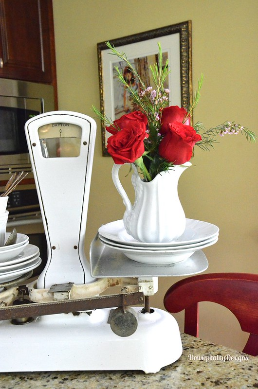 Kitchen Scale - Housepitality Designs