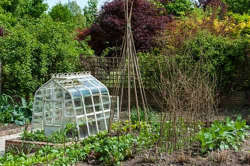Fleurisart, Ginny and Jon's garden