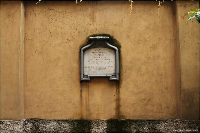 Tomba di Parini