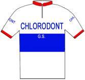 Chlorodont - Giro d'Italia 1958