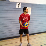 Mens Volleyball Game 06/11/16