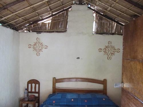 Oasis de Sangalle: notre chambre