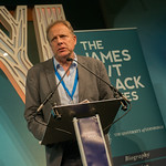 The James Tait Black Prizes - James Shapiro | Winner of the James Tait Black Prize for Biography - James Shapiro © Alan McCredie