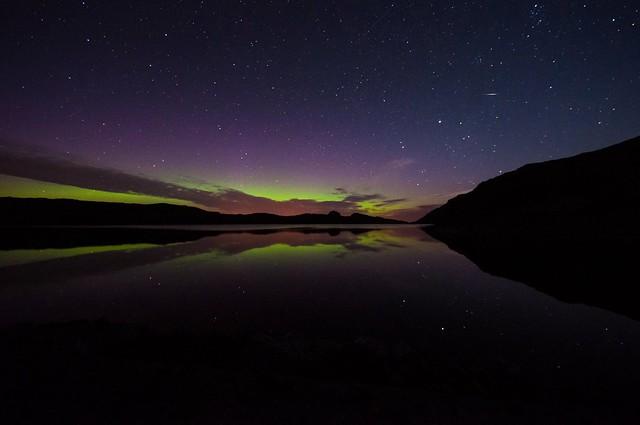 Lough Salt Aurora