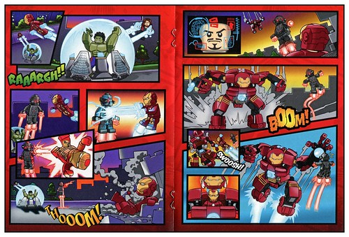 LEGO 76031 The Hulk Buster Smash ins05