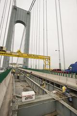 Verrazzano-Narrows Bridge Upper Level Repairs