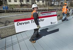 Devon Transfer Station