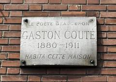 Photo of White plaque № 39483